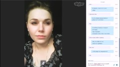 256 Russian Skype girls (Check You/divorce in skype/Развод в Skype)