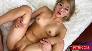 FIT18 – Sofia Su – Casting and Creampie of Chinese Student In Yoga Pants