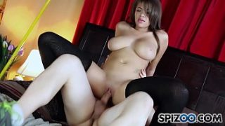 spizoo brazilian cassidy banks is punished by a huge cock big booty and big boobs